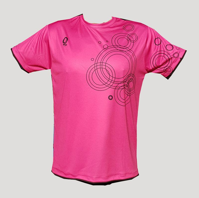 camiseta de pádel tenis hombre