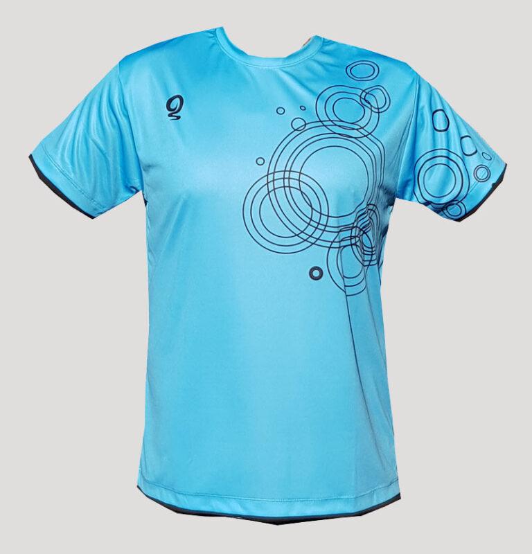 camiseta de pádel o tenis para hombre