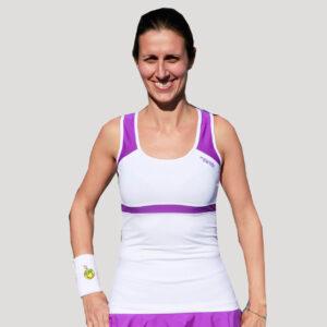 camiseta de pádel o tenis suplex
