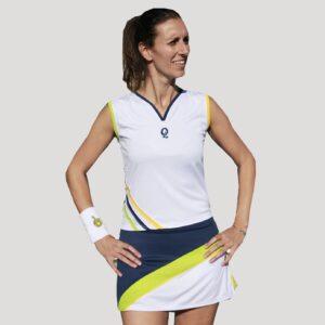 conjunto de pádel o tenis para mujer