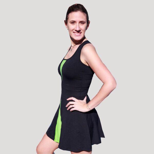 vestido de pádel o tenis en suplex