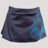 Falda de pádel o tenis sublimada