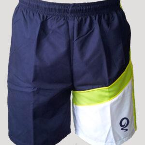 pantalón corto de pádel o tenis