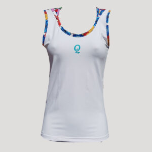 camiseta pádel o tenis para mujer