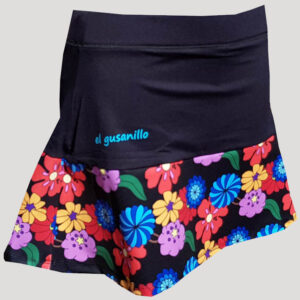 falda de pádel o tenis florida