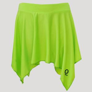Falda de pádel o tenis con picos