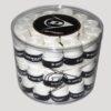Overgrips Dunlop Perforados Blancos