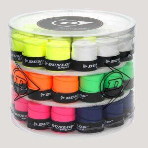 Overgrips Dunlop Perforados de Colores