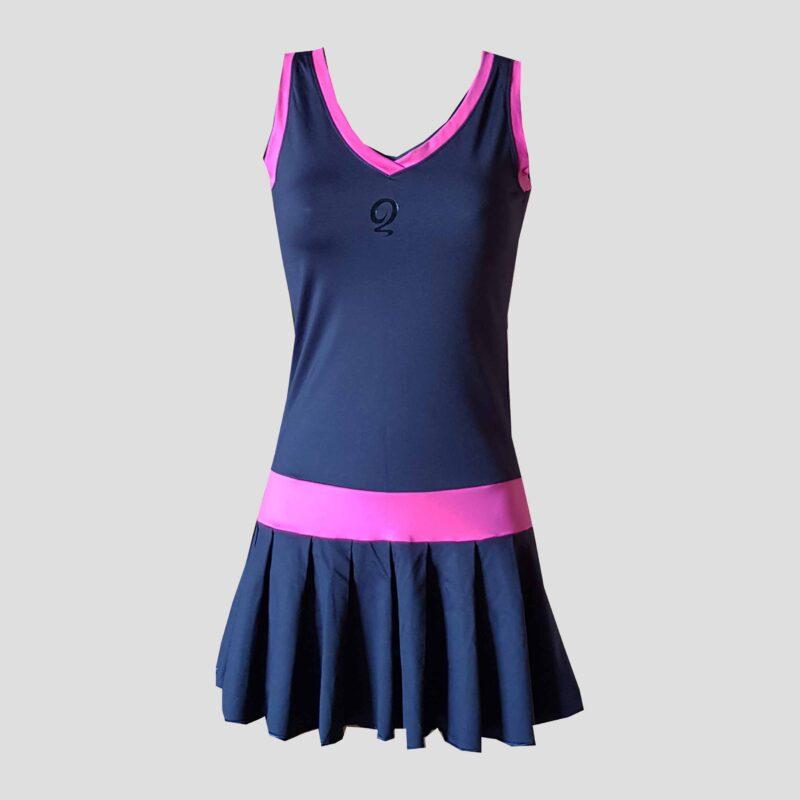 favorecedor vestido de pádel o tenis